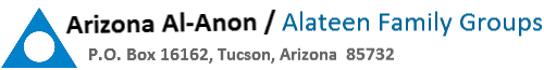 Arizona Al-Anon/Alateen Family Groups